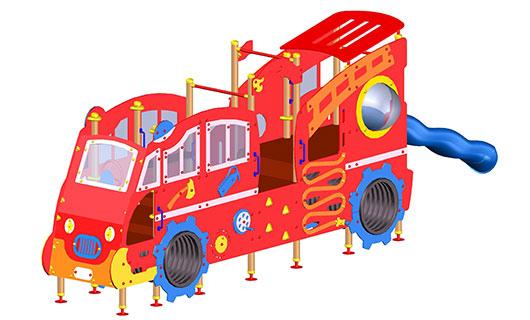 "<span lang =""bg"">PS0052-1 Firetruck</span>"