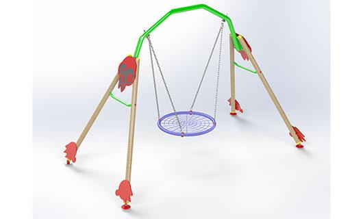 "<span lang =""bg"">SW0009 Bird's nest</span>"