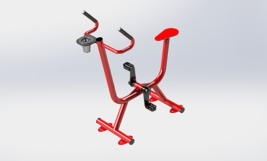 "<span lang =""bg"">OF0010 Exercise Bike</span>"