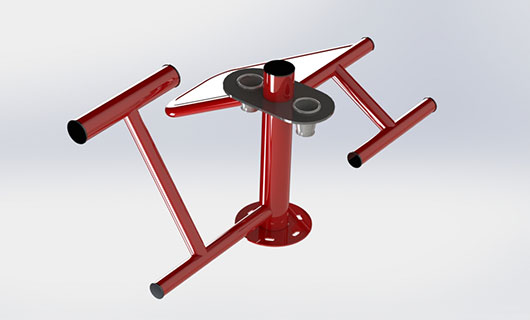 "<span lang =""bg"">OF0012 Fitness Bench 2 in 1</span>"
