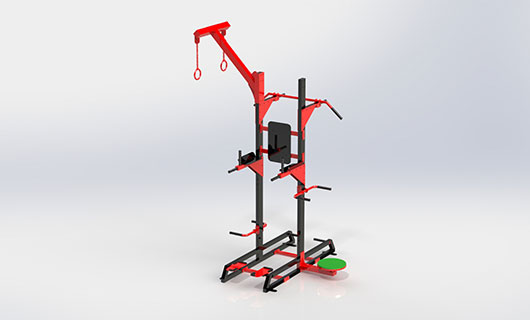 "<span lang =""bg"">OF0020 Multifunctional street workout equipment</span>"