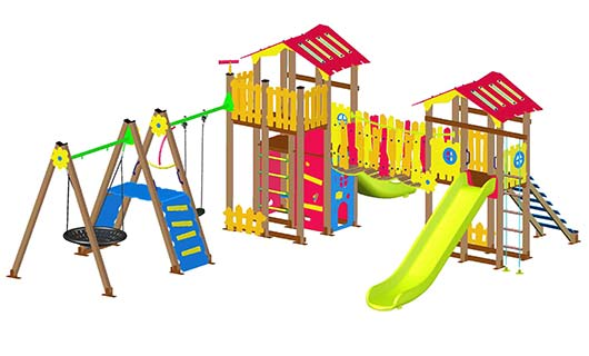 "<span lang =""bg"">PS0046 Jungle gym Mega</span>"