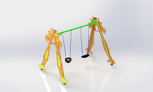 "<span lang =""bg"">SW0004 Giraffe</span>"